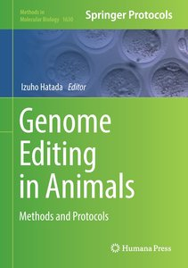 Genome Editing in Animals