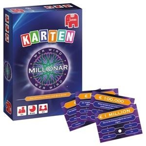 Jumbo Wer wird Millionär Kartenspiel