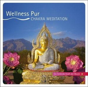 Chakra Meditation, 1 Audio-CD