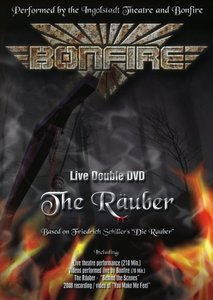 The Räuber Live (DVD)