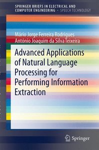 Advanced Applications of Natural Language Processing for Perform