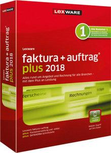 Lexware faktura + auftrag plus 2017, CD-ROM