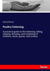 Poultry Fattening