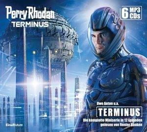 Perry Rhodan Terminus - Die komplette Miniserie, 6 MP3-CDs