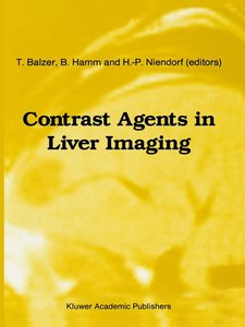 Contrast Agents in Liver Imaging