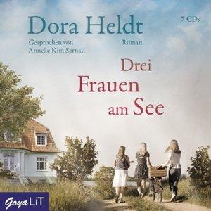 Drei Frauen am See, 4 Audio-CDs