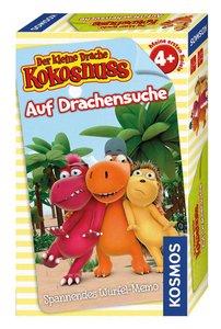Der kleine Drache Kokosnuss - Auf Drachensuche (Kinderspiel)