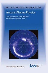 Auroral Plasma Physics