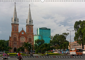 VIETNAM - Land der Fl?sse (Wandkalender 2019 DIN A3 quer)
