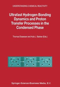 Ultrafast Hydrogen Bonding Dynamics and Proton Transfer Processe