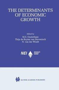 The Determinants of Economic Growth