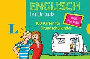 Langenscheidt Englisch Bild für Bild im Urlaub - für Sprachanfän