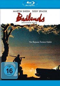 Badlands: Zerschossene Träume, 1 Blu-ray