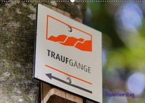 Felsenmeersteig bei Albstadt/Burgfelden