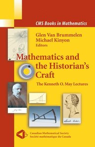 Mathematics and the Historian's Craft