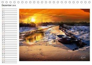 Friesland - Watt und Nordsee / CH-Version / Geburtstagskalender