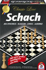 Schach. Classic Line (extra große Figuren)
