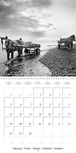Picturing England (Wall Calendar 2018 300 × 300 mm Square)