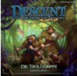 Heidelberger Spieleverlag HEI0604 - Descent 2. Edition: Trollsüm