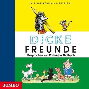 Dicke Freunde, 1 Audio-CD