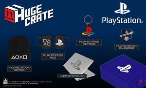 PlayStation - Limitierte Huge Crate-Fan Box