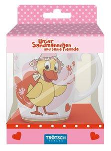 Schnatterinchen - Porzellan-Tasse