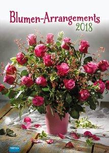 Blumen-Arrangements 2018