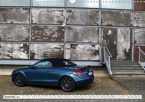 8J SporTTwagen Coupé und Roadster (Wandkalender 2020 DIN A3 quer