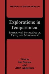 Explorations in Temperament
