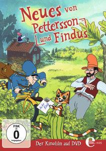 Neues von Pettersson und Findus, 1 DVD
