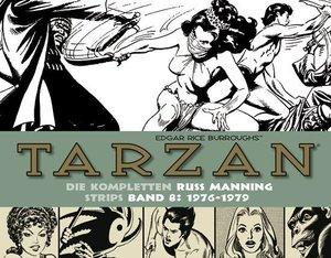 Tarzan: Die kompletten Russ Manning Strips / Band 8 1976 - 1979