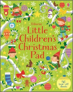 Little Children\'s Christmas Pad