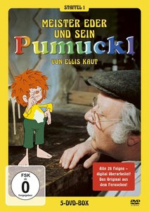 Meister Eder und sein Pumuckl. Staffel.1, 5 DVDs