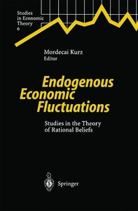 Endogenous Economic Fluctuations