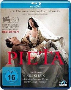 Pieta-Blu-ray Disc