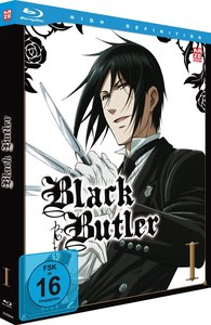 Black Butler - Blu-ray 1
