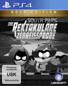 South Park: Die rektakuläre Zerreißprobe Gold-Edition