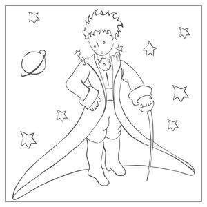 Der Kleine Prinz - Alle Sterne sind voll Blumen