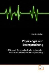 Physiologie und Beanspruchung