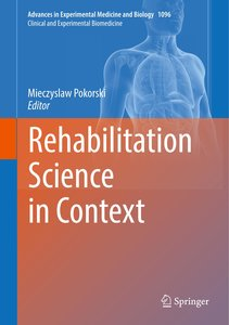 Rehabilitation Science in Context