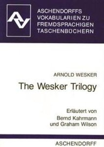 The Wesker Trilogy. Vokabularien