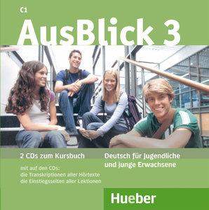 AusBlick 03. 2 Audio-CDs