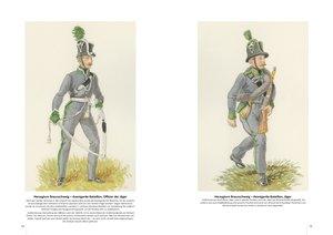 Uniformen der Armeen von Waterloo. Bd.2