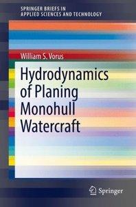 Hydrodynamics of Planing Monohull Watercraft