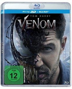 Venom 3D, 2 Blu-rays