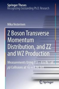 Z Boson Transverse Momentum Distribution, and ZZ and WZ Producti