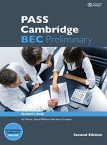 PASS Cambridge BEC, Preliminary. 2nd ed. Student' s Book m. 2 Au