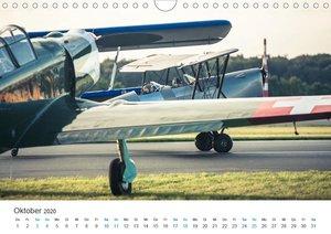 AVIATION CLASSICS seen by custompix.de (Wandkalender 2020 DIN A4
