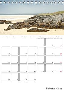Schottland für Naturliebhaber (Tischkalender 2019 DIN A5 hoch)