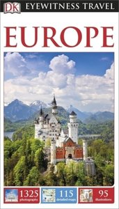Eyewitness Travel Guide Europe